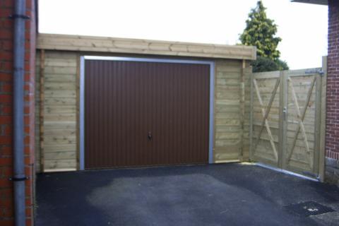 Garage 3,5 X 6